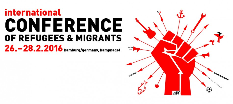 Refugee Conference 2016 Hamburg